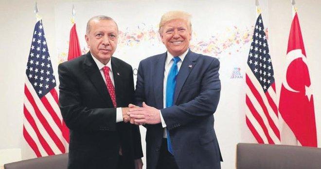 Photo of Cumhurbaşkanı Erdoğan yarın ABD'ye gidiyor