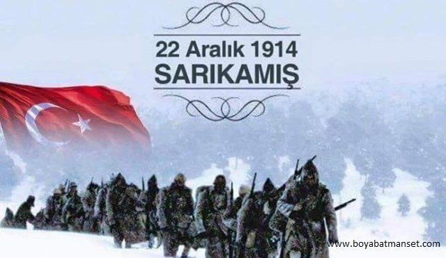 Photo of Sarıkamış Destanı