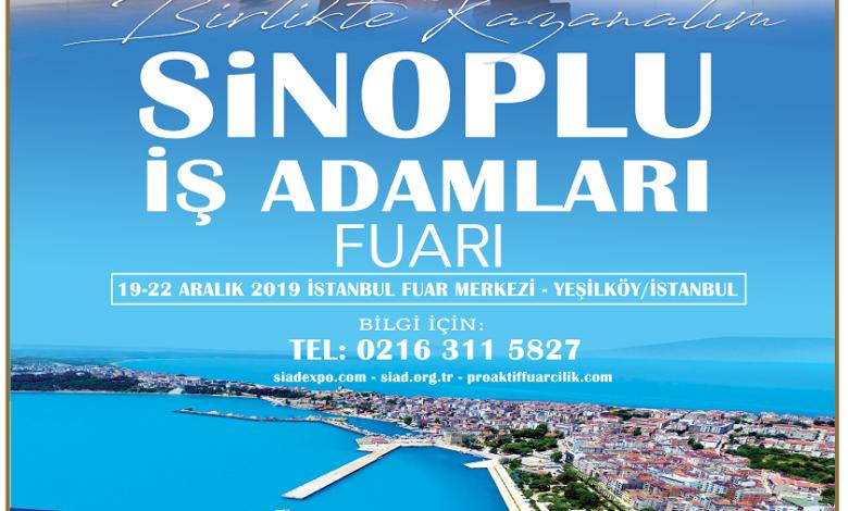 Photo of SİNOPLU İŞ İNSANLARI FUARI BAŞLIYOR