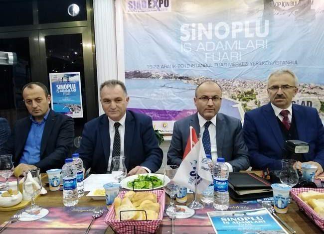 Photo of Sinop İş İnsanları Hazır