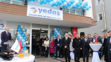 Photo of Yedaş Yeni Binasına Taşındı