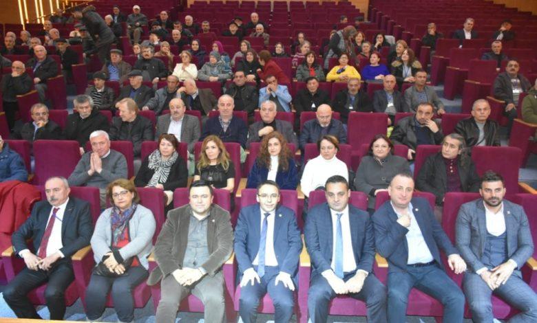 Photo of CHP Boyabat İlçe Kongresi Yapıldı