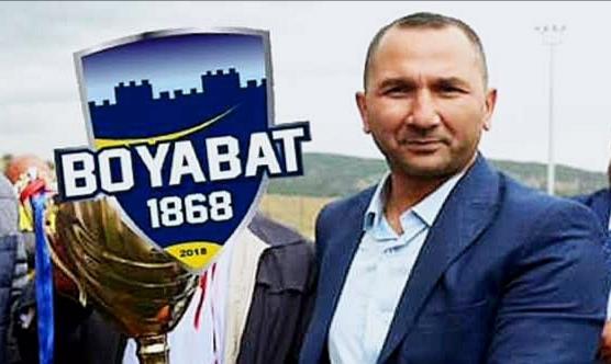Photo of Boyabat 1868 Spor Kulübü Başkanı Ali Koca Basın Açıklaması