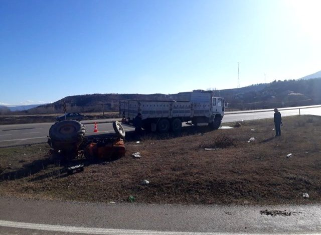 Photo of Boyabat'ta Can Kayıplı Trafik Kazası