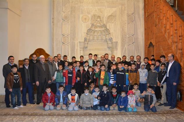 Photo of Camiler Çocuklarla Şenlendi