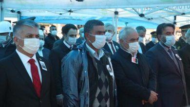 Photo of Balıkesir Şehidini Tekbir Sesleriyle Uğurladı