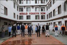 Photo of Sinop'ta Karantina Süreleri Dolan 187 Kişi Evlerine Uğurlandı