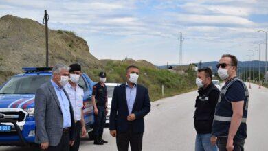 Photo of Kaymakam Aksoy Güvenlik Kuvvetlerini Ziyaret etti
