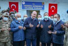 Photo of İçişleri Bakanı Soylu ve Beraberindeki Heyet, Mehmetçikle Son İftarını Yaptı…